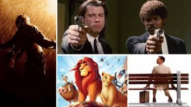 KVÍZ: mennyire ismered 1994 filmjeit? kép