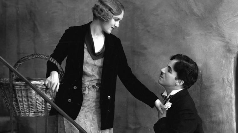 Filmklasszikus: Nagyvárosi fények (1931) kép