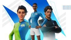 A Fortnite-ban már focicsapatok színeit is viselheted kép