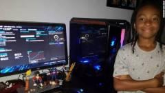 Egy ötödikes fiú is jól járt a GameStop részvények körüli kavarodással kép