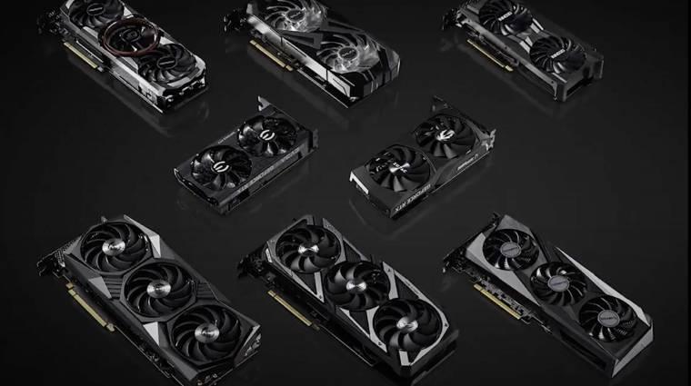 Hivatalos: itt a 12 GB-os GeForce RTX 3060, ennyibe fog kerülni kép