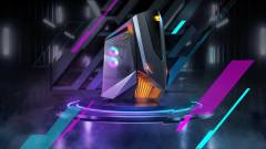 A gamer mennyországba repít a Gigabyte új gépháza kép