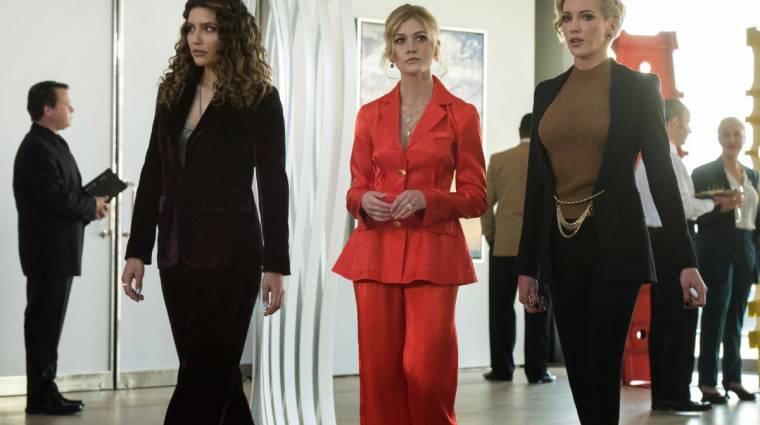 Mégsem kell az Arrow csajos spin-offja a The CW csatornának bevezetőkép