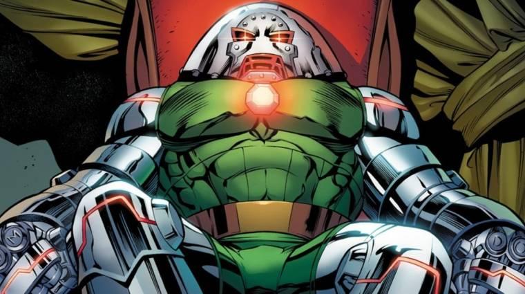 A Marvel most épp teljesen eltörli a Bosszúállókat és a Fantasztikus Négyest bevezetőkép