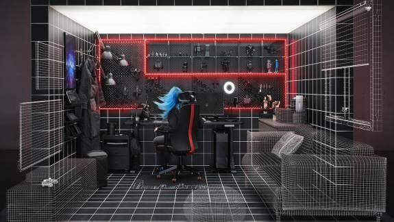 Magyarországon is elérhetők lesznek az IKEA gamer bútorai kép