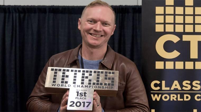 Elhunyt a Tetris hétszeres világbajnoka, Jonas Neubauer bevezetőkép