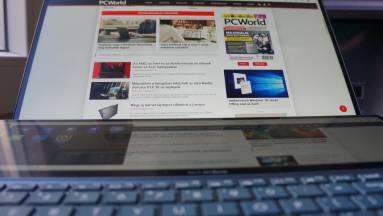 Kipróbáltuk a legújabb duplakijelzős Asus ZenBook Duo notebookot kép