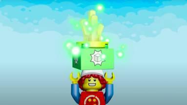 A LEGO azt szeretné, hogy szórakoztató játékokat tervezzünk kép
