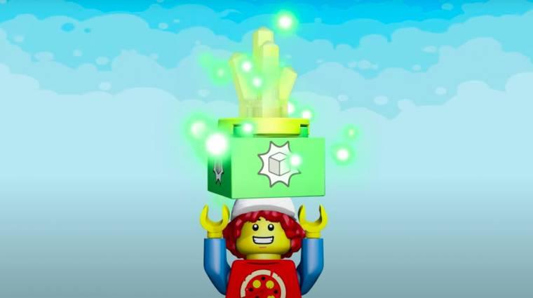 A LEGO azt szeretné, hogy szórakoztató játékokat tervezzünk bevezetőkép