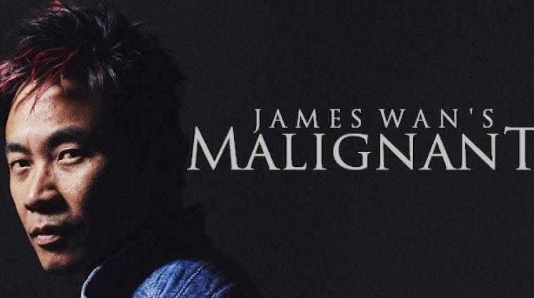 R-es besorolást kapott James Wan új horrorja, a Malignant kép