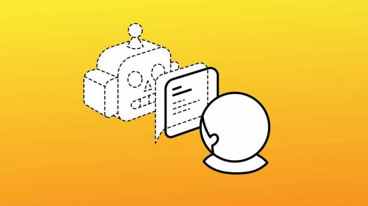 Hátborzongató chatbot szabadalmat nyújtott be a Microsoft kép