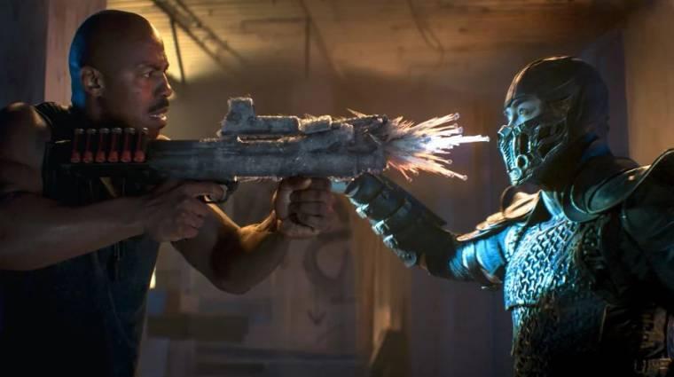 Gyermeki örömmel nézte a Mortal Kombat stábja a film első előzetesét bevezetőkép