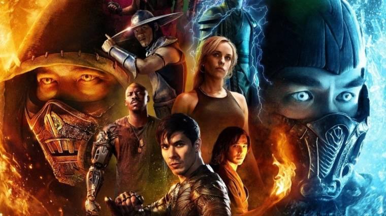 Mortal Kombat spin-off sorozat érkezhet az HBO Maxra kép