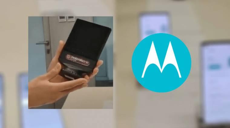 Ténylegesen vezeték nélküli töltőt mutatott be a Motorola kép