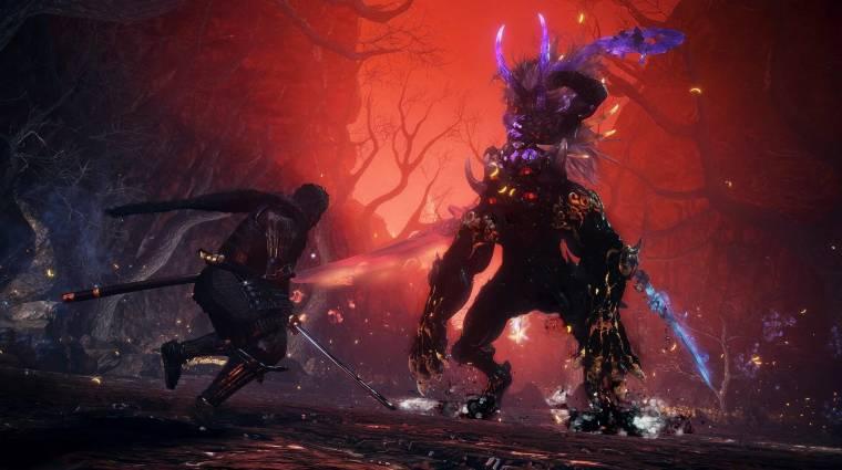 Új részletek és képek érkeztek a PC-s Nioh 2-höz bevezetőkép