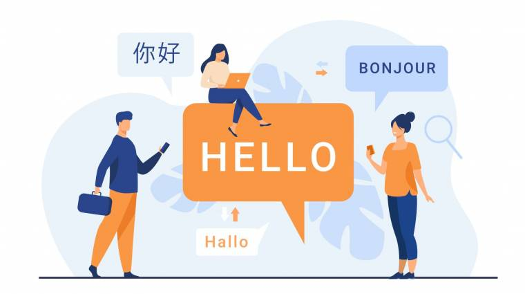 Ezek az alkalmazások sokat segítenek a nyelvtanulásban kép