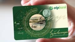 Gond van az OTP SZÉP-kártya oldalával kép