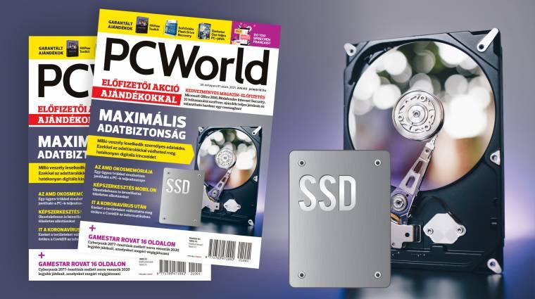 A januári PC Worldben búcsút veszünk az őrült és kaotikus 2020-tól kép