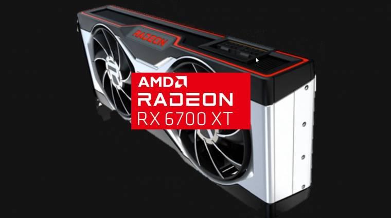 Közeledik a Radeon RX 6700 megjelenése kép