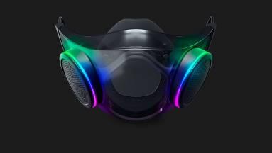 Még az idén kapható lesz a Razer RGB-s okosmaszkja kép