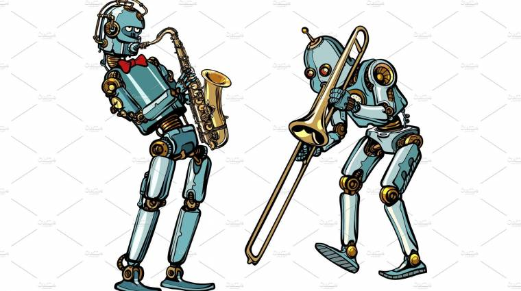 Napi büntetés: semmi nem olyan szomorú, mint a harsonát fújó robot zenéje kép