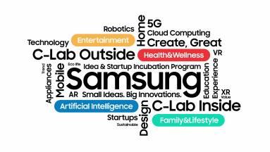 Mintha sci-fiből léptek volna elő az idei Samsung C-Lab fejlesztései fókuszban