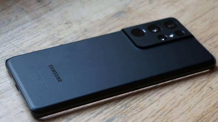 Kellemetlen meglepetéseket rejtett a szétszerelt Samsung Galaxy S21 Ultra kép