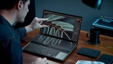 Szerethető notebookokkal újít az Asus: még vadabb TUF és duplakijelzős OLED ZenBook kép