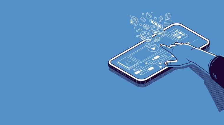 Így szerkeszd videóidat és fotóidat mobilon! kép