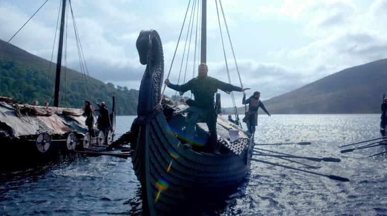 Vikingek: Valhalla előzetest villantott a Netflix bevezetőkép