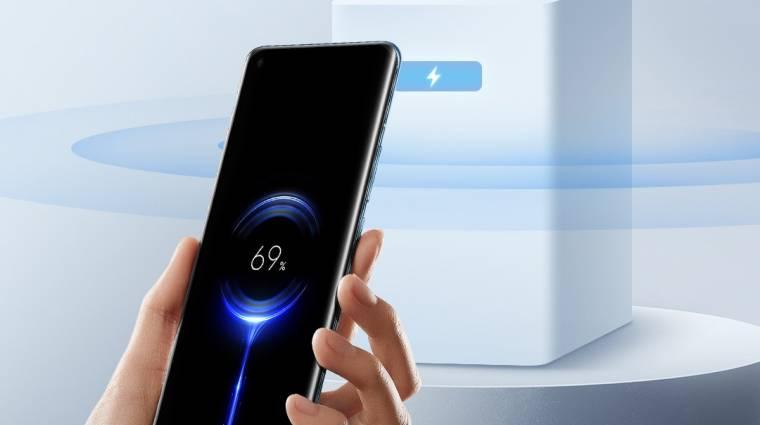 A Xiaomi új töltője már a távolból feltölti a mobilodat kép