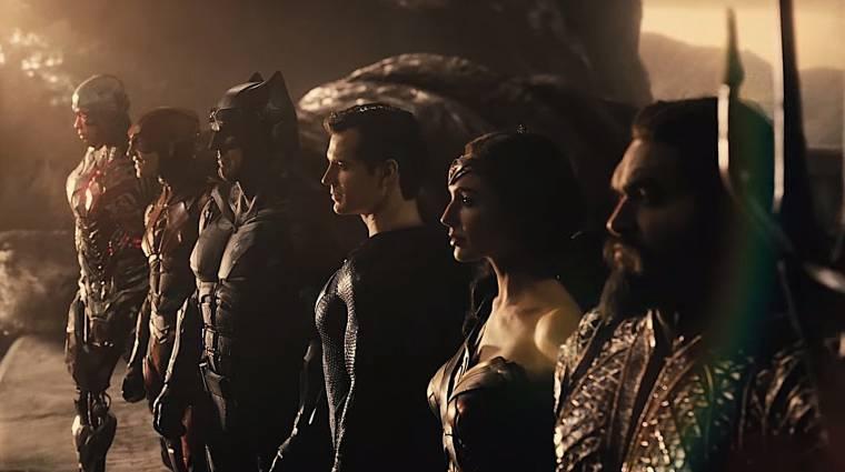 A Zack Snyder: Az Igazság Ligája végén olyan cameóra számíthatunk, akitől leesik az állunk bevezetőkép