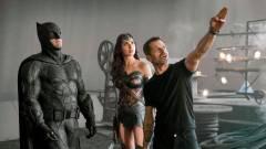 Zack Snyder attól félt, hogy a Warner beperli, amiért kiállt a Snyder Cut kampány mellett kép