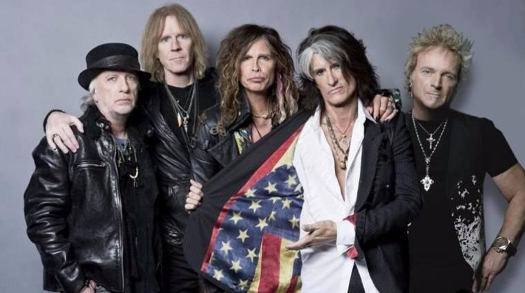 Újabb egy évet halasztottak az Aerosmith budapesti koncertjén bevezetőkép