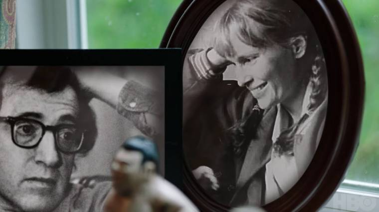 Előzetest kapott a Woody Allen-Mia Farrow botrány doksija kép