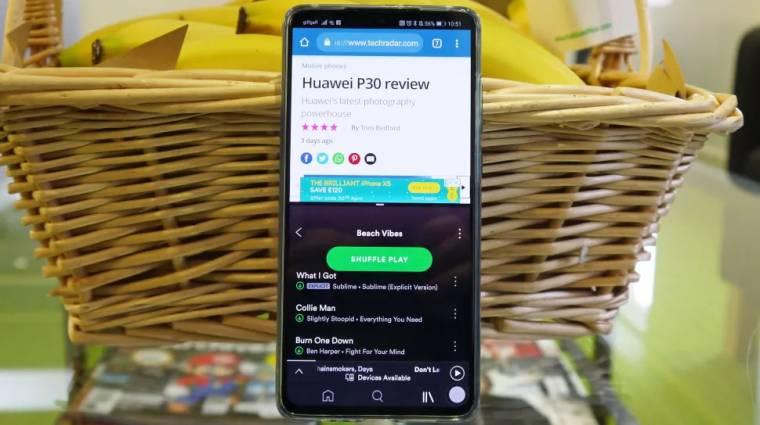 Könnyebbé teheti a multitaskingot az Android 12 kép