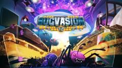 Űrlények által irányított rovarok ellen harcolhatsz ebben a magyar játékban kép