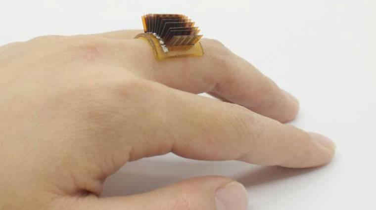 Testhőmérsékletet alakít elektromos árammá egy új találmány kép