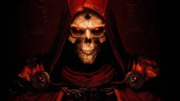 Tényleg jön a Diablo 2 Resurrected bevezetőkép