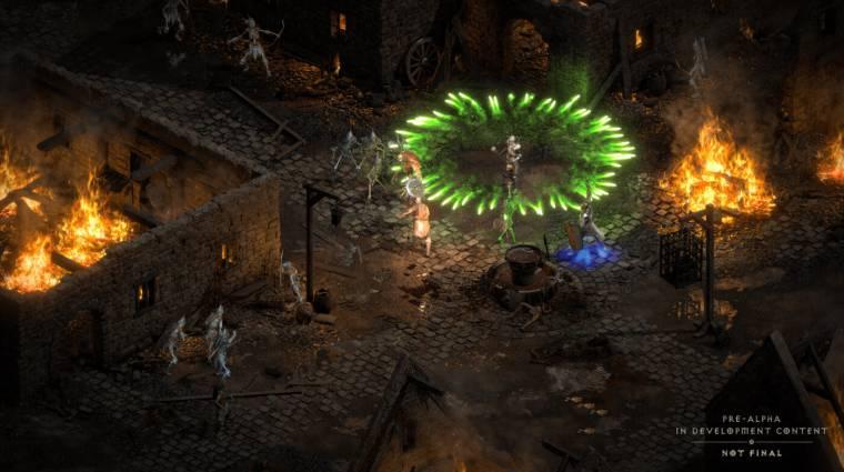 Feltörték a Diablo 2 Resurrected alfáját bevezetőkép