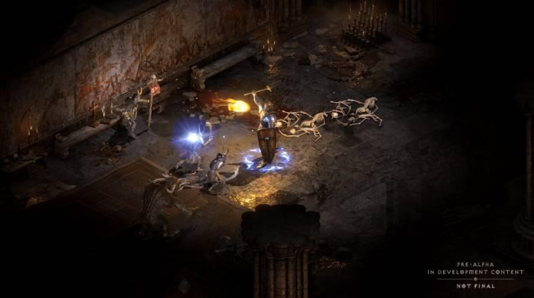 Máris találtak egy tárgyduplázós glitchet a Diablo 2: Resurrectedben bevezetőkép