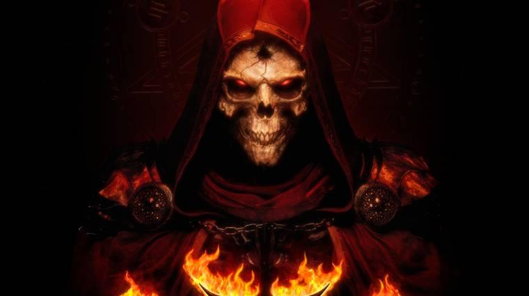Felérhet az eredeti játékhoz a Diablo II: Resurrected? bevezetőkép