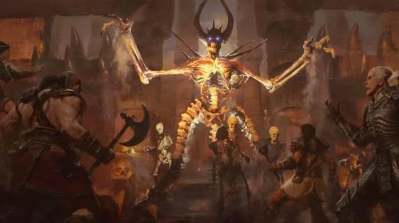 Diablo II: Resurrected infódoboz
