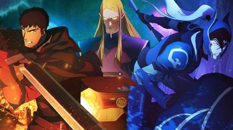 Folytatást kap a Dota anime bevezetőkép