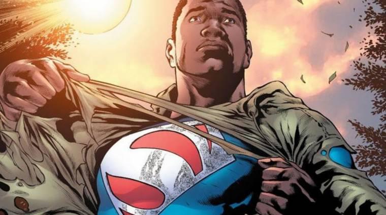 Új Superman film készülhet fekete főhőssel? bevezetőkép