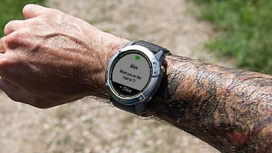 Brutális akkumulátorral futott be a Garmin új, sporthoz szánt okosórája kép