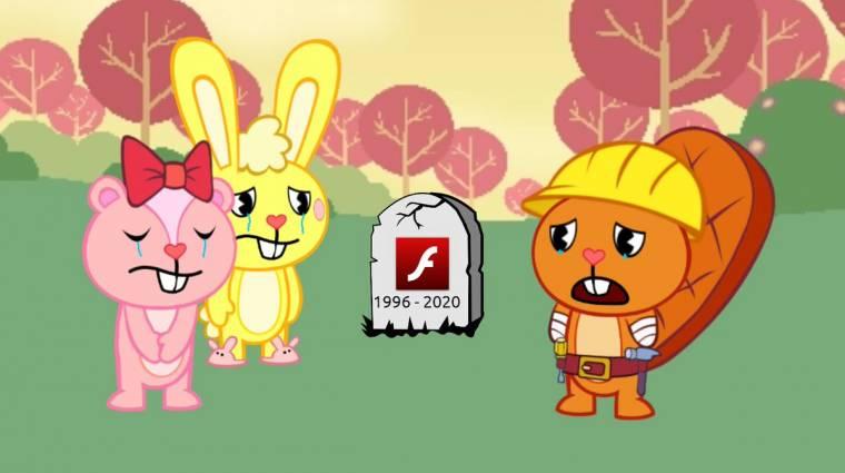 A Farmville és a Happy Tree Friends bűvkörében - a Flash története kép