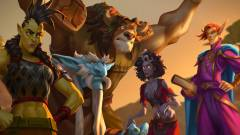 Ismerős dungeonbe visz a Hearthstone következő kiegészítője kép