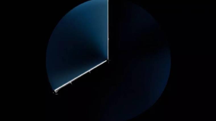 Titokzatos képen a Huawei összehajtható képernyős okostelefonja kép