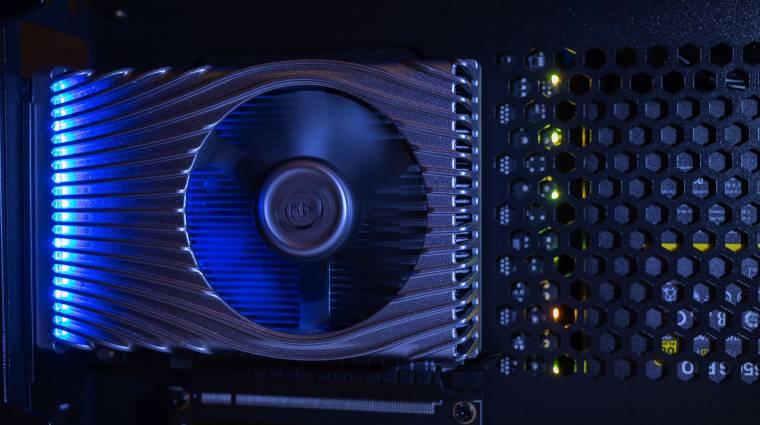 Tényleg idén jön az Intel gamer videokártyája? kép